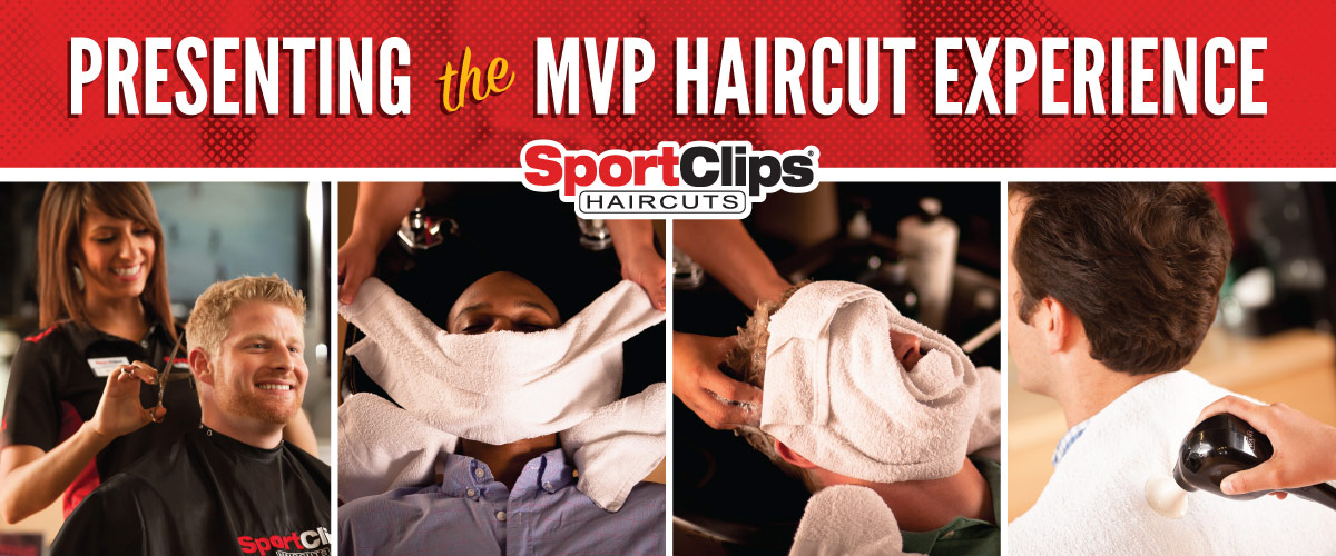 The Sport Clips Haircuts of Wilkes Barre MVP Haircut Experience